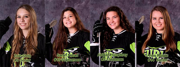 Hockey Girls 2017-18